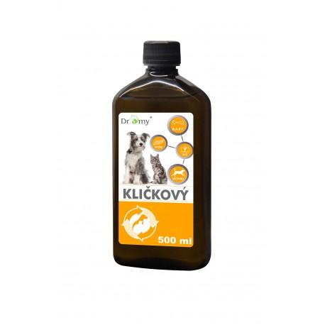 Klíčkový olej 500 ml