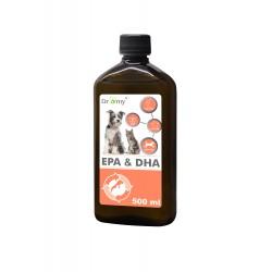Omega 3 EPA & DHA olej 500 ml