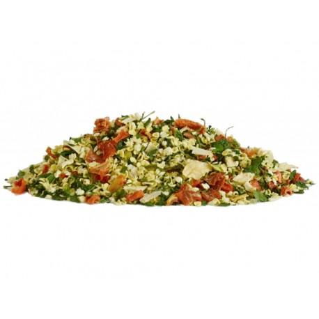 Jáhlové vločky se zeleninou 1000g