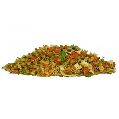 Pohankové vločky se zeleninou 1000g