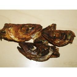 Sušená ryba - hlavy z makrel