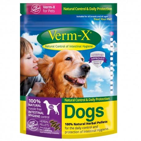 Verm-X Dog 200g pelety