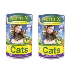 Verm-X Cat 2x100g AKCE