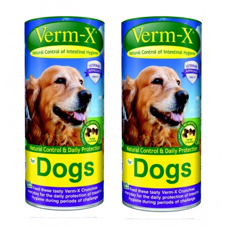 Verm-X Dog 2x100g