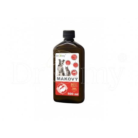 Makový olej 500 ml