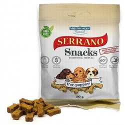 Serrano Snack pro štěňátka 100g