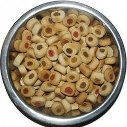 Sušenky snacky MIX 500g AKCE