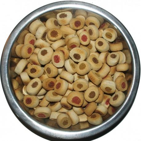 Sušenky snacky MIX 500g