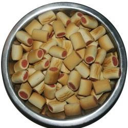 Sušenky trubička/losos 500g