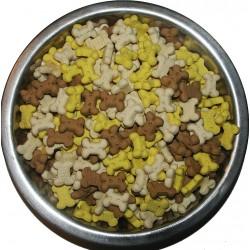 Sušenky štěně vanilka mini 500g
