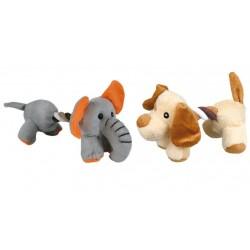 Plyšový pejsek/slon se šňůrkou 17cm
