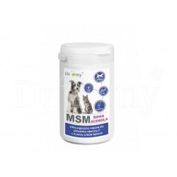 MSM + Acerola se šípkem 200g + 10 % ZDARMA