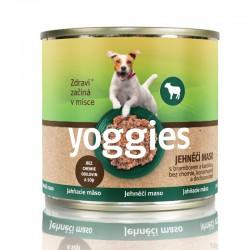 Yoggies Jehněčí s bramborem a karotkou 200g