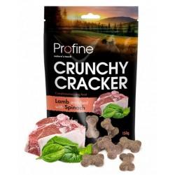 Crunchy cracker jehně/špenát 150g