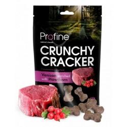 Crunchy cracker hovězí/hloh 150g