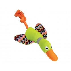 Kachna šustící barevná 33 cm