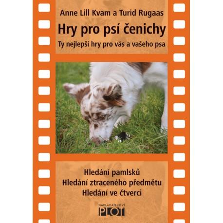 DVD Hry pro psí čenichy