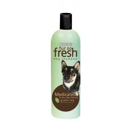 FSF Medicated - green tea šampon
