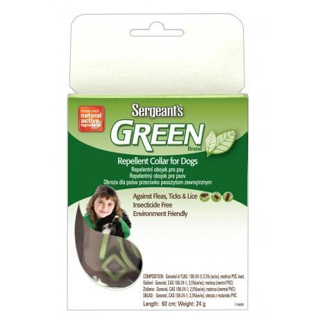 Sergeant´s Green obojek pro psy