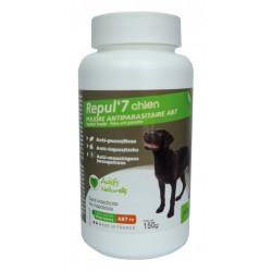 Přírodní repelentní pudr pro psy