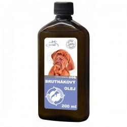 PetVet Brutnákový olej 200 ml