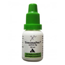 TraumaPet opthal Ag 10ml