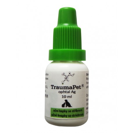 TraumaPet opthal Ag 10ml
